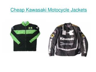 Discount Kawasaki Motocycle Jackets