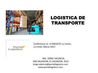 LOGISTICA DE TRANSPORTE