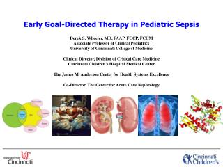 Early Goal-Directed Therapy in Pediatric Sepsis