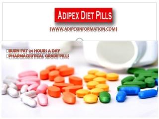 Adipex Diet Pills