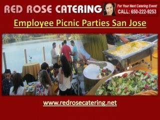 Employee Picnic Parties San Jose