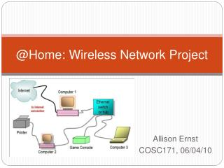 Home: Wireless Network Project