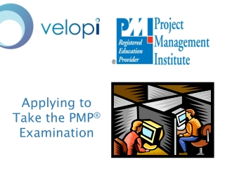 PMP Exam Application Process