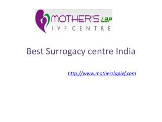surrogacy centre in delhi