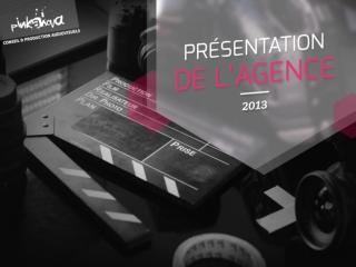 Pinkanova-Agence de communication & production audiovisuelle