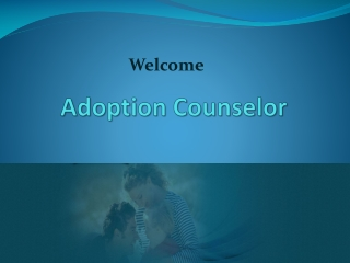 Adoption Counselor