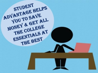 Student Advantage Helps You to Save Money