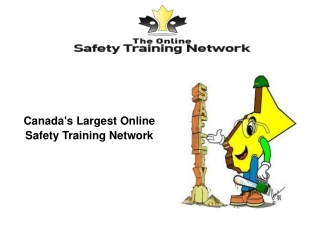 Canadian Leading Online Safety Training Network