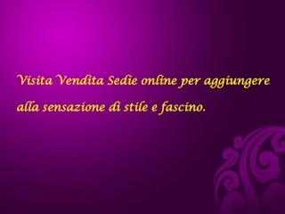 Visita Vendita Sedie online per aggiungere      alla sensazi