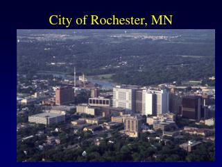 City of Rochester, MN