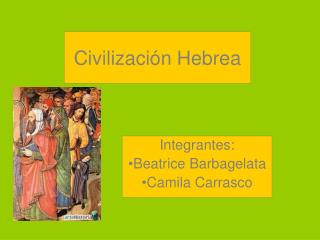 Civilizaci n Hebrea