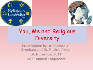 You, Me and Religious Diversity