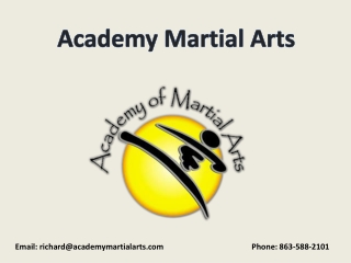 Academy of Martial Arts and Fitness