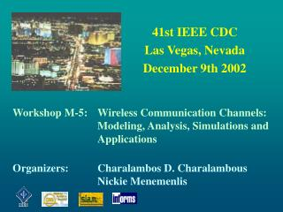 Wireless Communication Channels