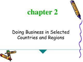 Doing Business in Selected Countries and Regions