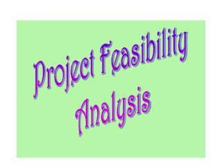 Feasibility Study: A Schematic Diagram