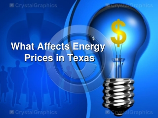 What Affects Energy Prices in Texas