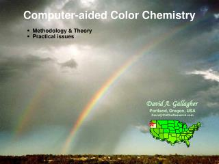 computer-aided color chemistry