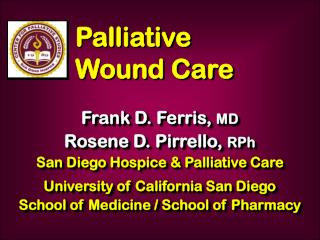 palliative wound care