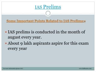 Free test series for ias prelims