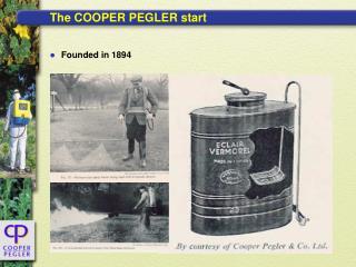 the cooper pegler start