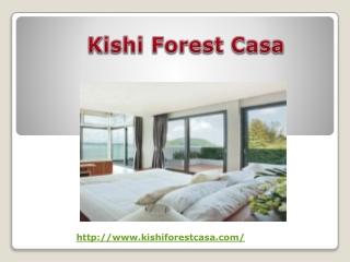 Kishi Forest Casa - Located At Dehradun - Contact Us @ 09999
