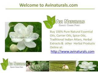 Avinaturals.com