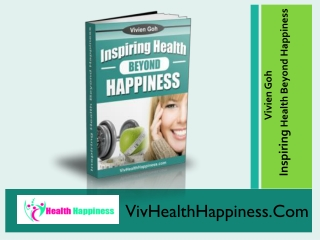 Inspiring Health Beyond Happiness EBook