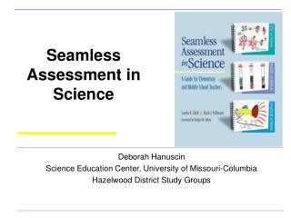 Seamless Assessment in Science