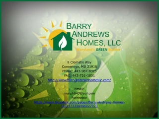 Home Builders Cecil County