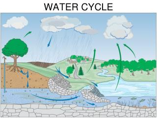 How are groundwater and surface water connected