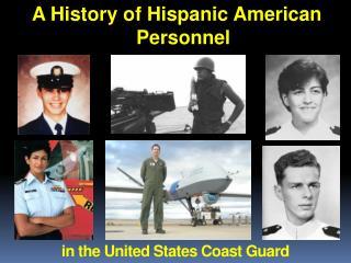 In the United States Coast Guard