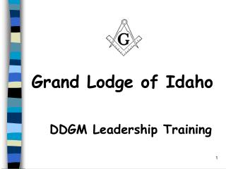 Grand Lodge of Idaho