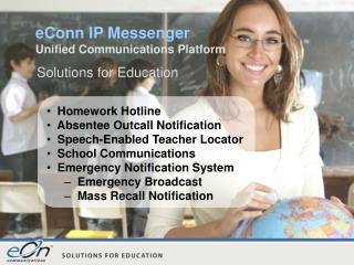 ip messenger education solutions