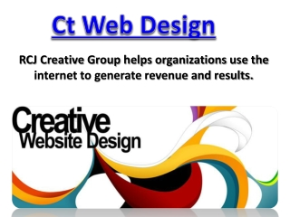 Web Design Connecticut