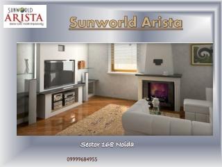 Sunworld Arista Noida,Sunworld Arista New Apartments@9999684