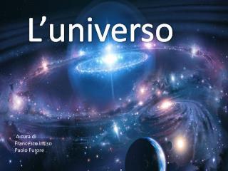 L universo