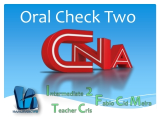 CNA InterTwo OralCheckTwo