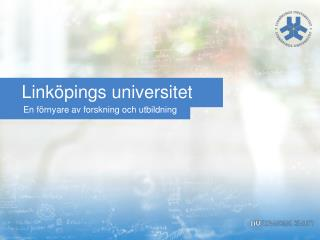 Link pings universitet