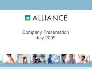 Company Presentation July 2009