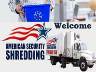 Onsite Shredding Services