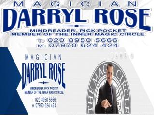 tradeshow magician