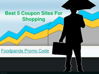 Best Five Coupon Sites For Shopping