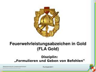FLA Gold 2011