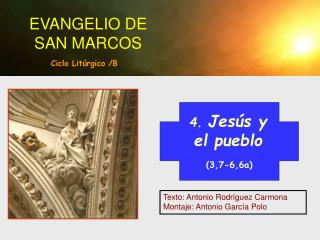 Texto: Antonio Rodr guez Carmona Montaje: Antonio Garc a Polo
