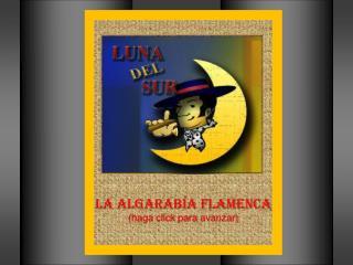 La Algarab a Flamenca haga click para avanzar