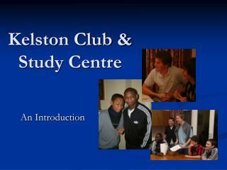kelston club  study centre