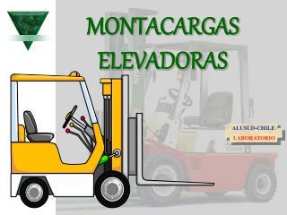MONTACARGAS ELEVADORAS
