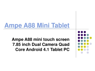 Ampe Tablet