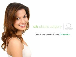 Cosmetic Surgery in Los Angeles & Beverly Hills